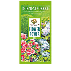 Flower Power Koemestkorrel