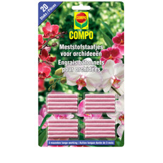 Compo Meststofstaafje Orchidee